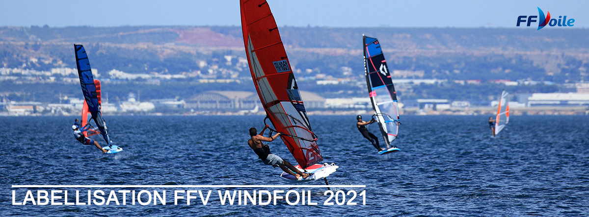 Windfoil - Labellisation FFV 2021