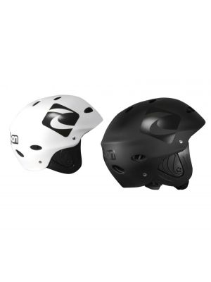 CASQUE REGLABLE BLANC SIDE ON