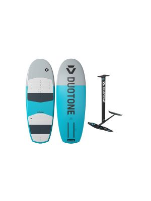 4'10pieds PACK FOIL SPIRIT FREERIDE 700 + PACE DUOTONE 2020