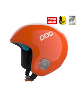 SKULL DURA COMP SPIN ORANGE POC 2021