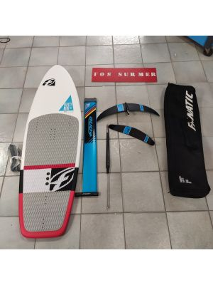 PACK TS49+FREERIDE CARBONE 600CM² FONE 2016 Occasion
