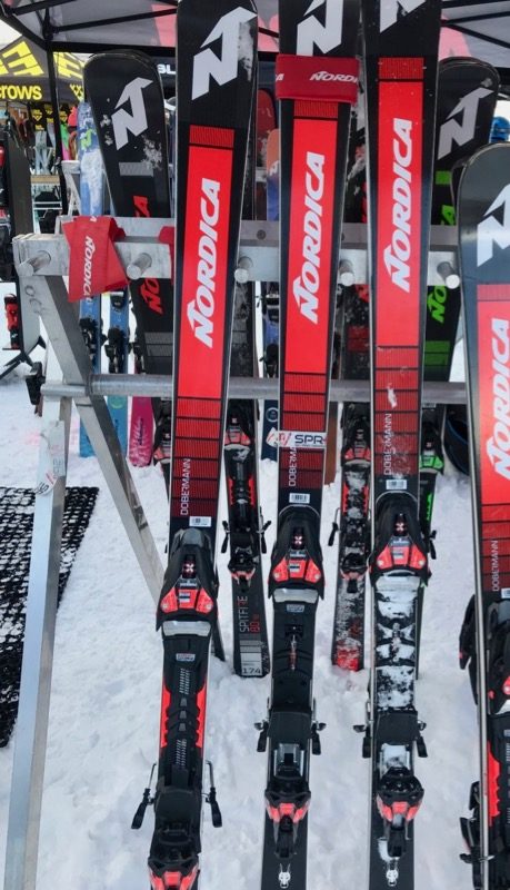 Nordica Dobermann GS master fis