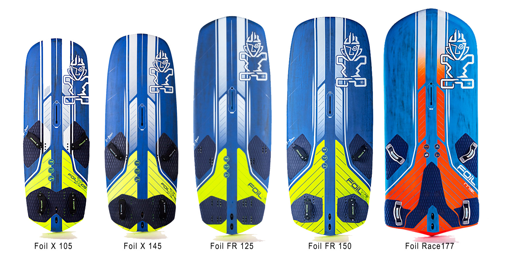 gamme Starboard foil 2020