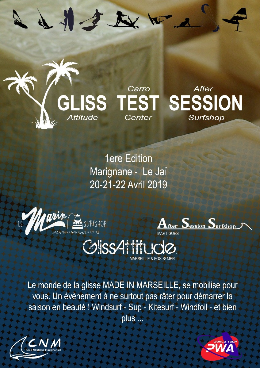 Gliss Test Session