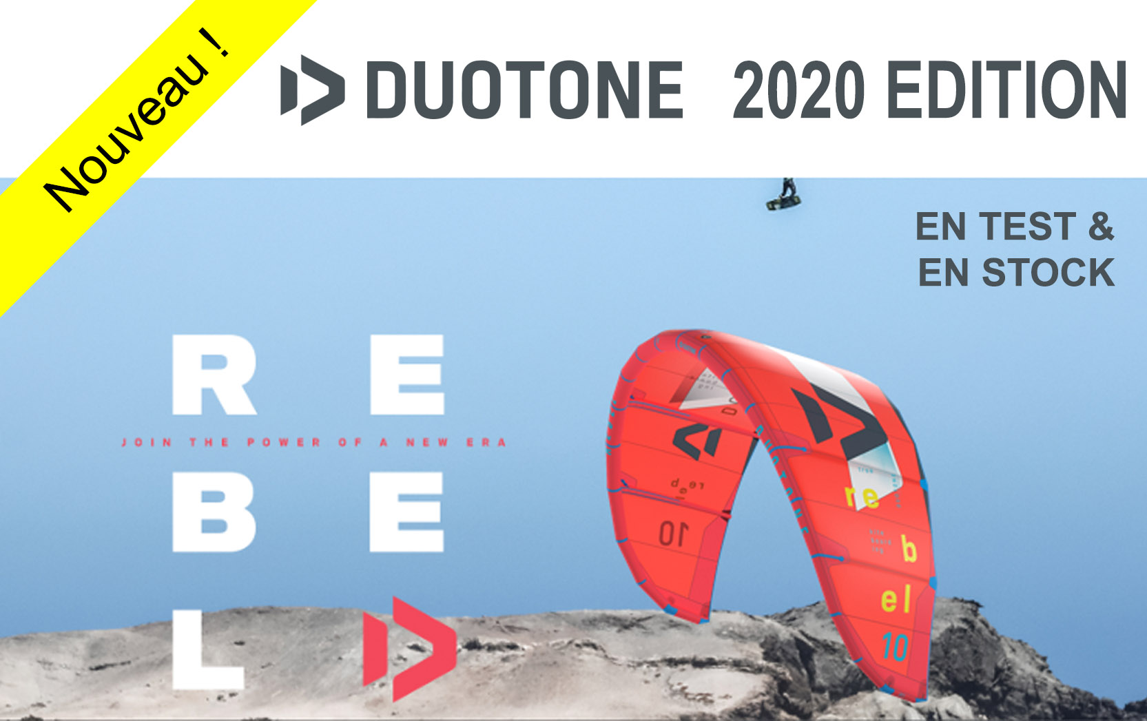 Duotone Rebel 2020