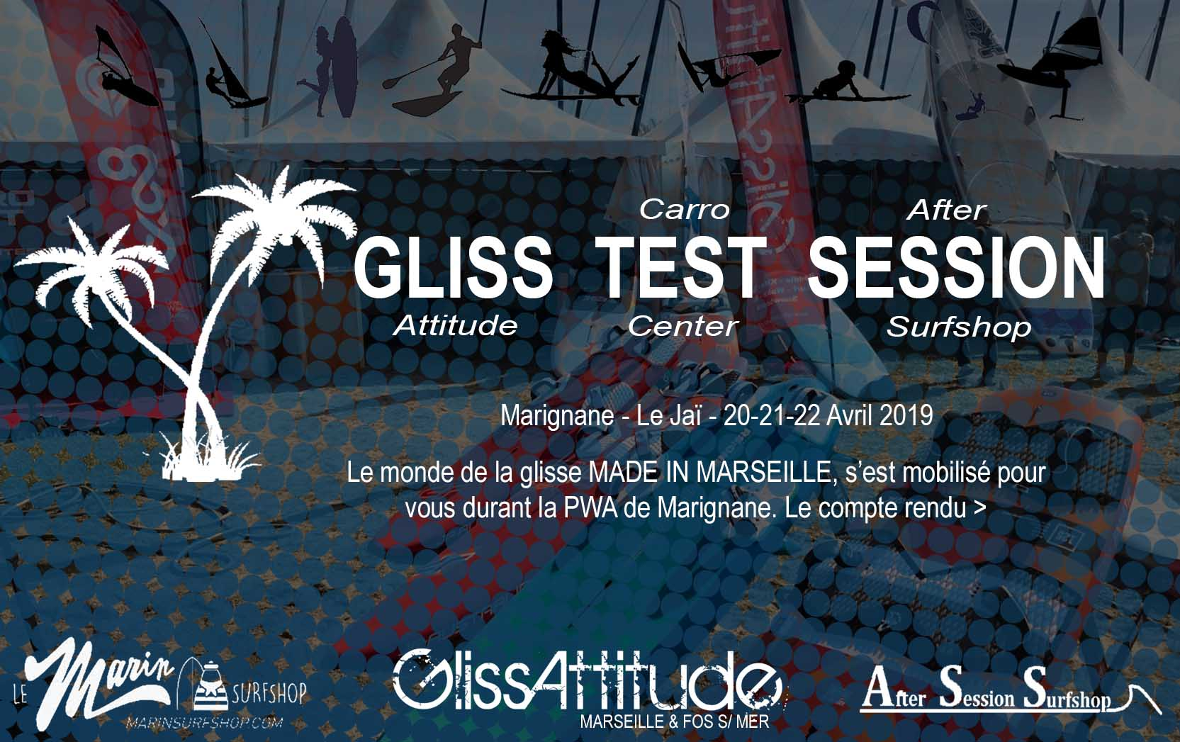 evenement bliss test session
